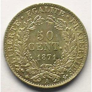 1871 A  (Paris)    SUP
