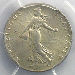 1898 A  (Paris)    PCGS-MS64    pr.FDC