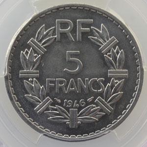 1946    PCGS-MS64    pr.FDC
