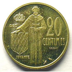 1962 Essai en bronze-alu    FDC