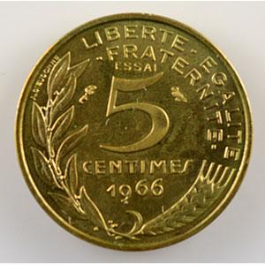 1966 Essai    FDC