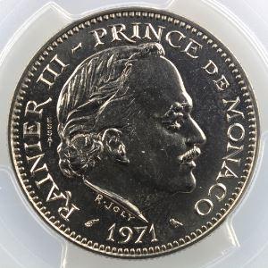 1971  Essai    PCGS-SP67    FDC