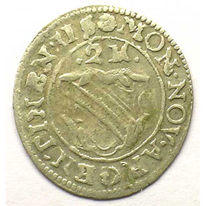 2 Kreuzer   (1640)    TTB