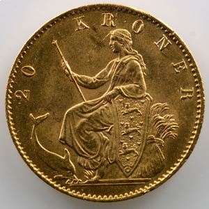 20 Kroner   1873    SUP