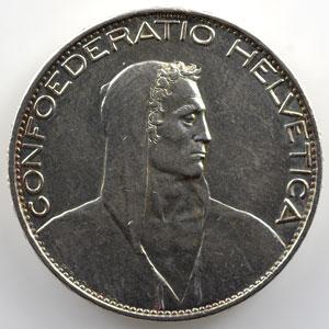 5 Francs   1926 B    TTB+