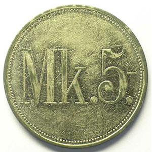 5 Mark    TTB