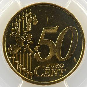 50 Cent   2001    PR66DCAM    BE