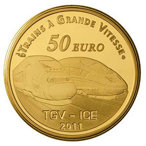 50 Euro   2011    BE