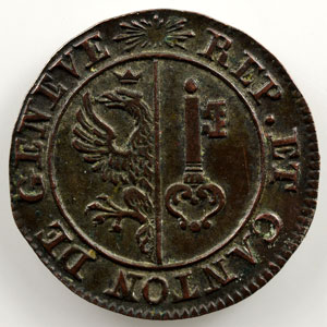 6 Deniers   1833    TTB+/SUP