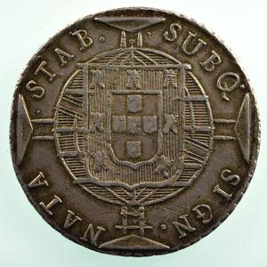 960 Reis   1821/0 B  (Bahia)    TTB+/SUP