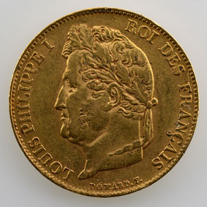 1834 A  (Paris)    TTB
