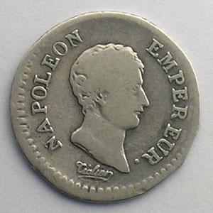 Münzen Frankreich 1793 1959 14 Franc G346 Napoléon Empereur
