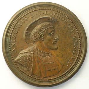 Antoine   bronze   47 mm    SUP