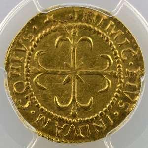 Cagliari   Scudo d'or   (Philippe V   1700-1719)   1702    PCGS-MS62    SUP/FDC