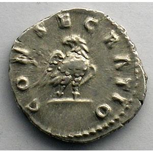 Denier frappé sous Marc-Aurèle et Lucius-Vérus   (Rome 161)    TTB+/SUP