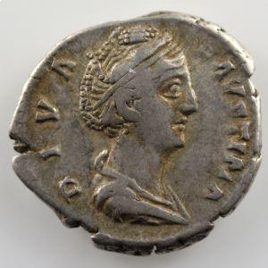 Denier  (Rome après 147)    TB/TTB
