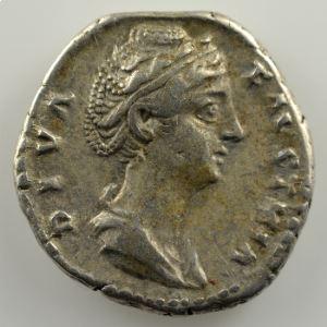 Denier  (Rome après 147)    TTB