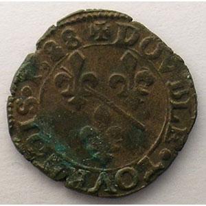 Double Tournois   1588    TTB