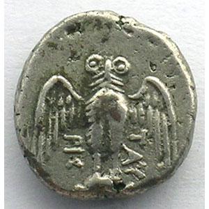 Drachme   (300-125 av.JC)    TTB