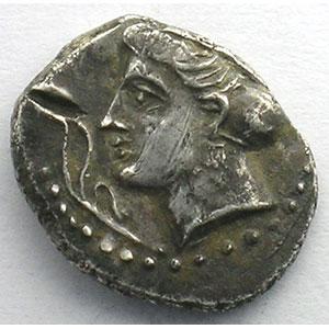 Drachme   (330-300 av. JC)    TTB