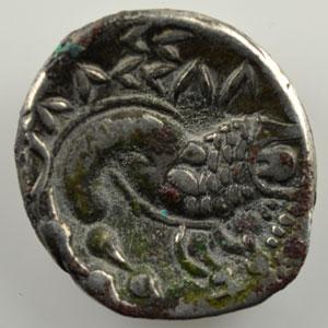 Drachme pré-romaine des Boiens de la Transpadane    TTB