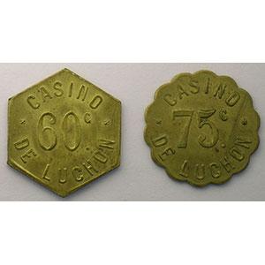 Elie 10.2 et 3   60 c et 75 c    TTB+/SUP