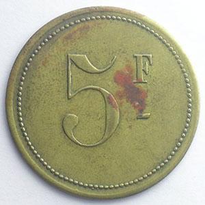 Elie  25,6 - Paynat  15     1 F  Lt, R     33 mm   TTB