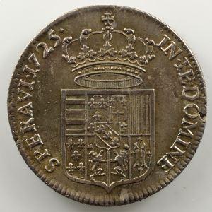 Ferdinand de Saint-Urbain   Aubonne ou Léopold d'argent  36mm   1725    SUP/FDC
