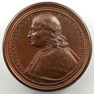 Ferdinand de Saint-Urbain   Médaille en bronze  47.5mm   Mathieu I    SUP/FDC