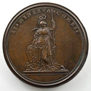 Ferdinand de Saint-Urbain   Médaille en bronze  57mm   L'abbé Bignon    SUP/FDC