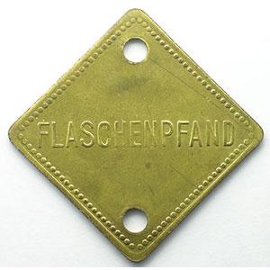 Flaschenpfand    SUP/FDC