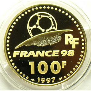 G.14   100 Francs   Afrique   1997    BE