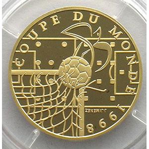 G.9   50 Francs   France   1996    BE