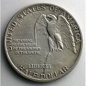 Half Dollar   1925   Stone Mountain Memorial    SUP