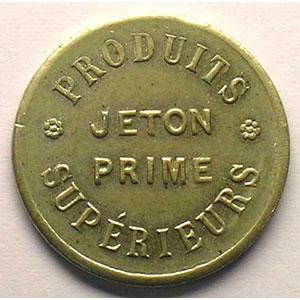 Jeton Prime   Ni, R   21 mm   SUP