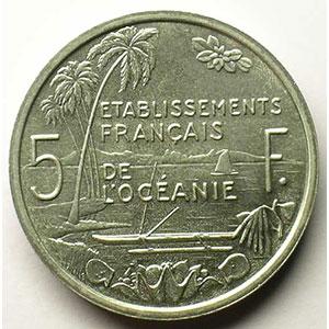 Lec.23   5 Francs  1952 Essai    SUP/FDC