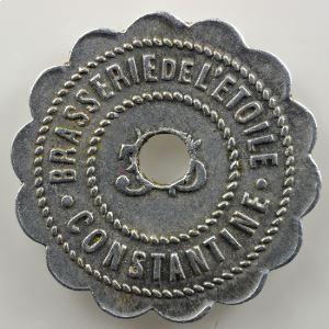 Lec.251a - Elie 15.2   35 Centimes   aluminium    SUP