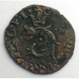 Liard   Guillaume Gonzague (1550-1587)   1583    TB+