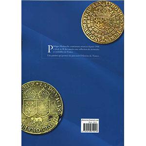 Marinèche Ph.   Jetons frappés sous le règne de Louis XIII  (1610-1643)