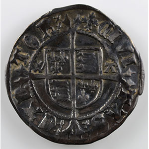 Numismatic foto  Münzen Ausländische Münzen Grossbritannien Henry VIII   (1509-1547) 1/2 Gros   Canterbury    TTB+