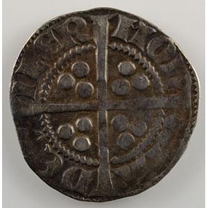 Numismatic foto  Münzen Ausländische Münzen Luxemburg Jean l'aveugle   (1309-1346) Esterlin   Damvillers    TTB