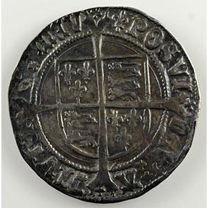 Numismatic foto  Münzen Ausländische Münzen Grossbritannien Henry VIII   (1509-1547) Gros   (Lis)    TB+/TTB