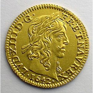 Französische königlische MünzenLouis XIII   (1610-1643)