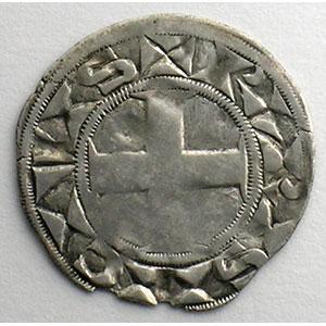 Numismatic foto  Münzen Französische königlische Münzen Louis VII   (1137-1180) Duplessy 146   Denier 3° type Paris    TB+