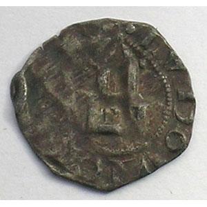 Numismatic foto  Münzen Französische königlische Münzen Louis VI   (1108-1137) Duplessy 97   Obole de Dreux TB