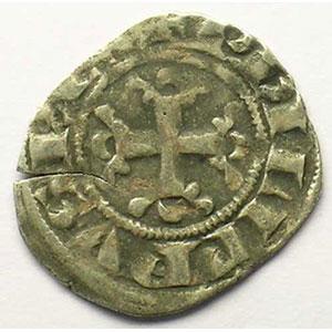 Numismatic foto  Münzen Französische königlische Münzen Philippe IV   (1285-1314) Duplessy 227   Double Parisis TB+/TTB