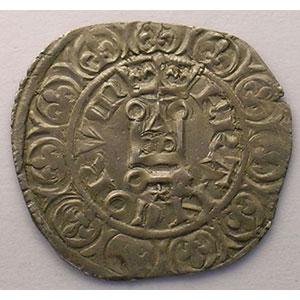 Numismatic foto  Münzen Französische königlische Münzen Philippe VI   (1328-1350) Duplessy 262A   Gros à la Couronne, 2° émission TTB/TTB+