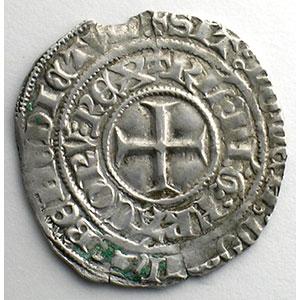 Numismatic foto  Münzen Französische königlische Münzen Charles VI   (1380-1422) Duplessy 384   Gros aux lis sous une couronne TTB