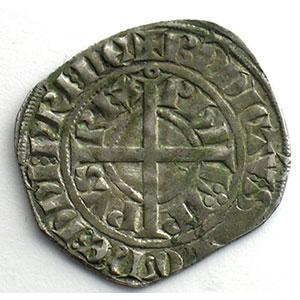 Numismatic foto  Münzen Französische königlische Münzen Philippe VI   (1328-1350) Duplessy 262A   Gros à la Couronne, 2° émission TTB