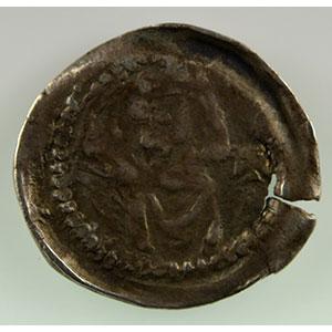 Numismatic foto  Münzen Lothringische Münzen Bistum von Metz Anonymes   (1260-1296) Denier   Epinal    TB+